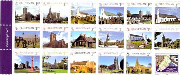 ISLE OF MAN (2016): Churches of the Parish Walk (17)