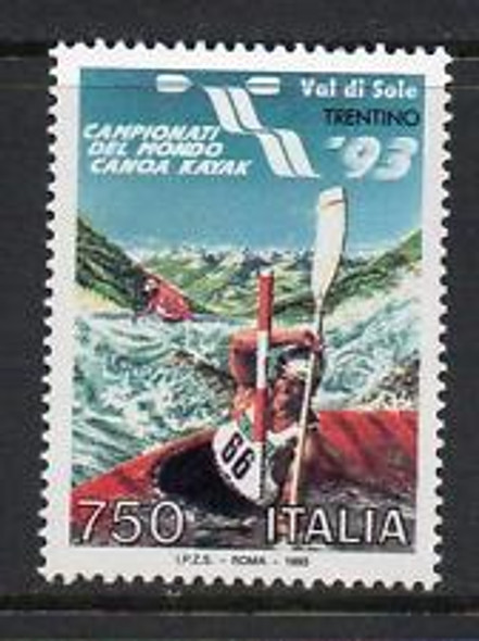 ITALY(1993) KAYAKING (1v)