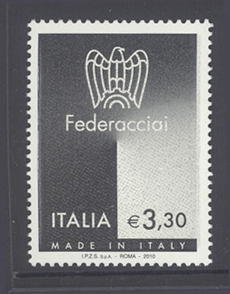 ITALY- Italian Steel Makers Federation- Federacciai