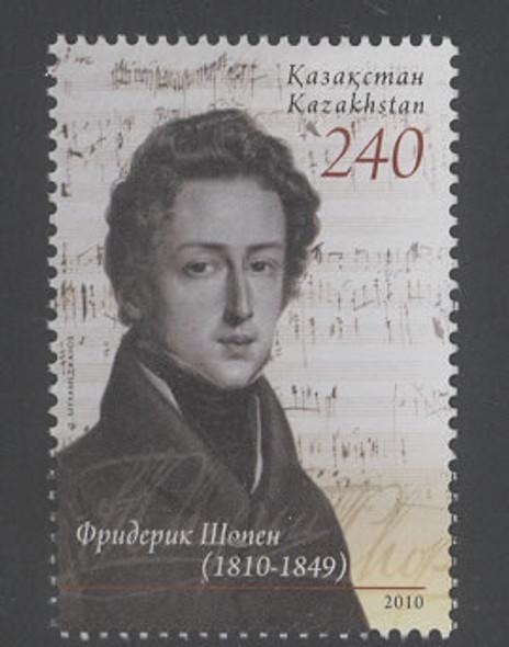 KAZAHSTAN- Chopin 2010- musical notes