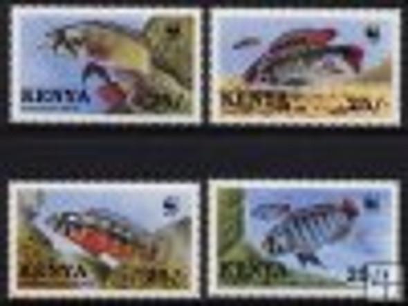 KENYA (1997) - WWF - Fish (4)