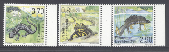 LIECHTENSTEIN: Reptiles 2014- toad- salamander (3)