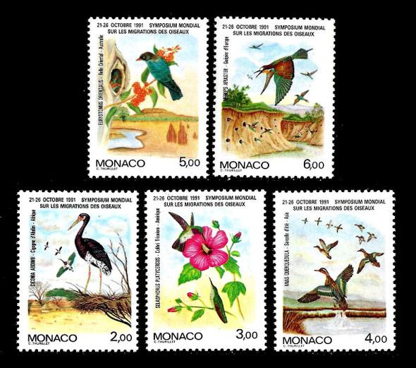 MONACO (1991)- Migratory Birds (5)
