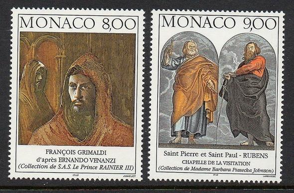 MONACO (1997)- RUBENS & VENANZI ART (2v)