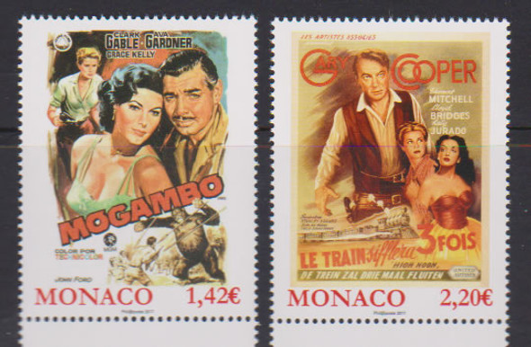 MONACO (2017) - Grace Kelly Movies- actors (2)