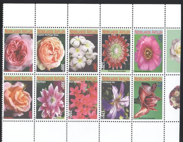 NETHERLANDS ANTILLES- Flowers 2010 (10)