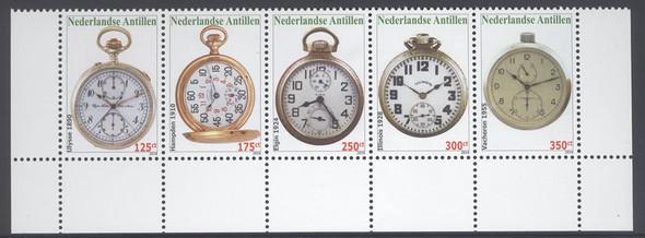 NETHERLANDS ANTILLES- Pocket Watches (5)