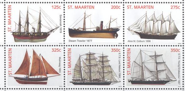 NETHERLANDS ANTILLES- ST MAARTEN Sailboats 2013 (6)