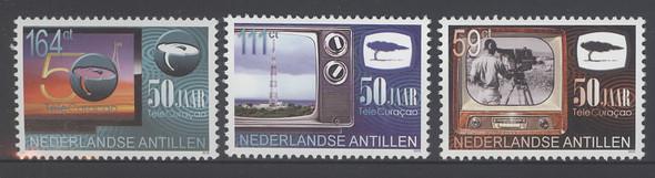 NETHERLANDS ANTILLES- TV Anniversary (3)
