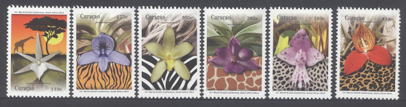 NETHERLANDS ANTILLES: CURACAO 21st World Orchid Conference 2014 (6)