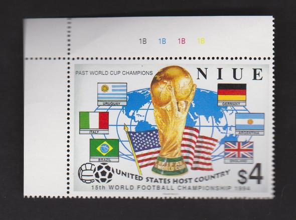 NIUE (1994) World Cup Football