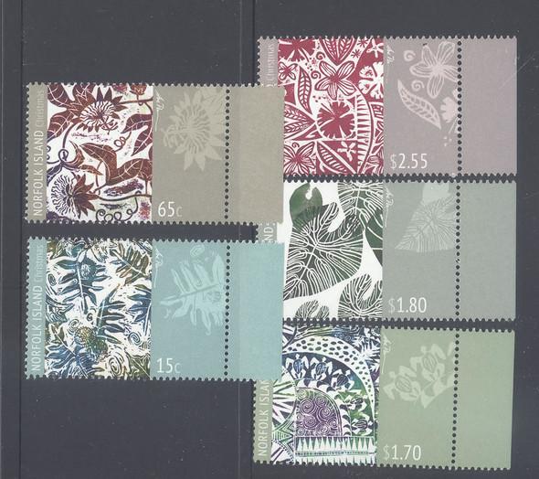 NORFOLK: Christmas 2014- hand printed fabric designs (5)