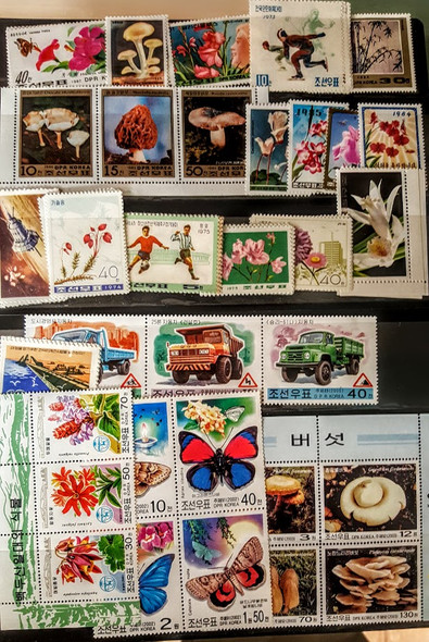 NORTH KOREA (1980-2014)- Topical Collection- 128 Issues- Orginal Retail> $455!