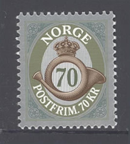 NORWAY (2015): 70K Posthorn