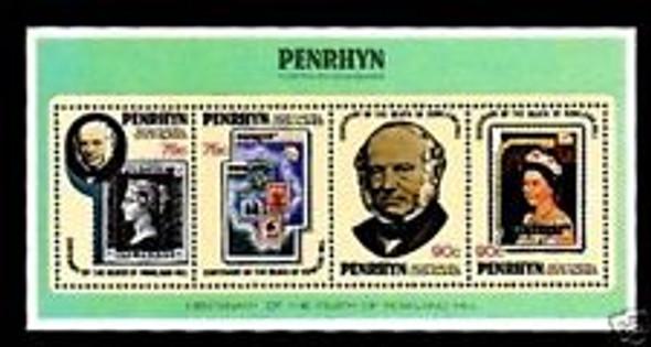 PENRHYN (1979) Rowland Hill Sheet