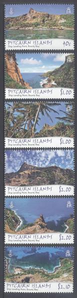 PITCAIRN IS. (2013) : Bounty Bay Views (6)