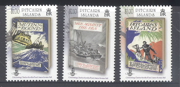 PITCAIRN IS.- The Bounty Trilogy- Charles Nordhoff- James Norman Hall (3)
