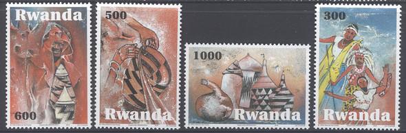 RWANDA (2014): Art of Epaphrodite Binamungu (4)