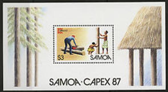 SAMOA (1987) CAPEX SS