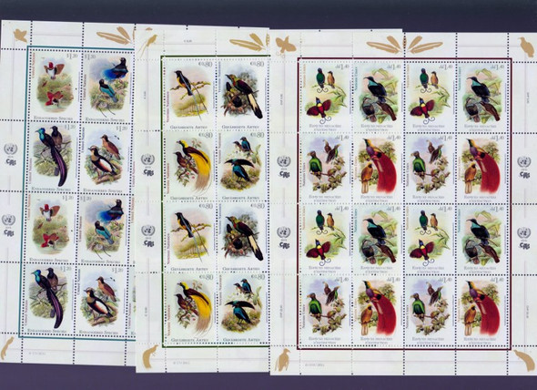 SOUTH GEORGIA (2011) PETS  Penguin Cat Dog Monkey BLOCKs 6v