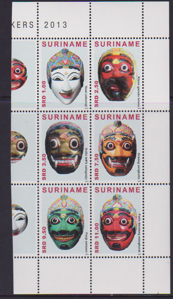 SURINAM- Masks 2013 (6)
