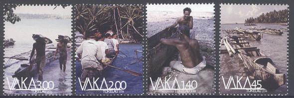 TOKELAU (2014) : Vaka Canoes (4)