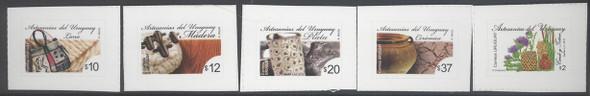 URUGUAY- Craft Definitives- wool- silver- ceramics (5)