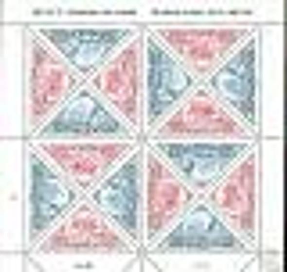 32c Pacific Triangles (1997)