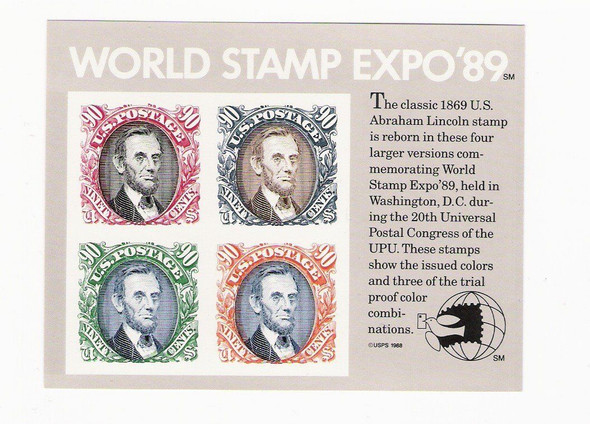World Stamp Expo