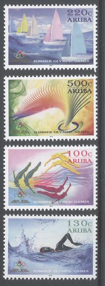 ARUBA- Rio Olympics 2016- swimming (4)