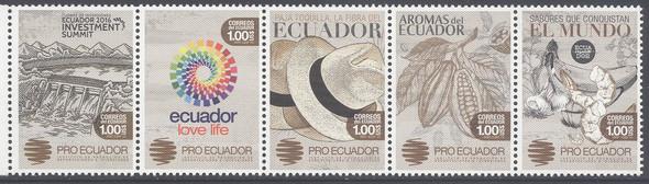 ECUADOR: Pro Ecuador- hats- food- investments (5)