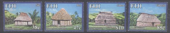 FIJI- Village Huts (4)
