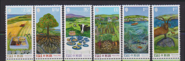 ISLE OF MAN- Green Mann- food and drink produced on island (6)