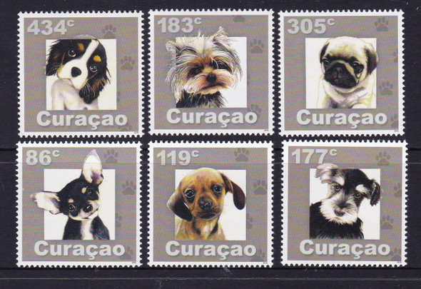 NETHERLANDS ANTILLES- CURACAO Dogs 2015 (6)