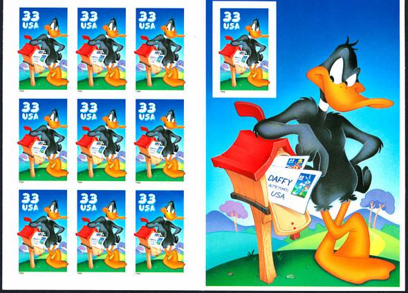 33c Daffy Duck (1999)