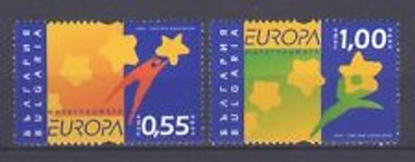 BULGARIA (2006) SC#4383-4 EUROPA (2v)