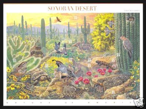 33c Sonoran Desert (1999)