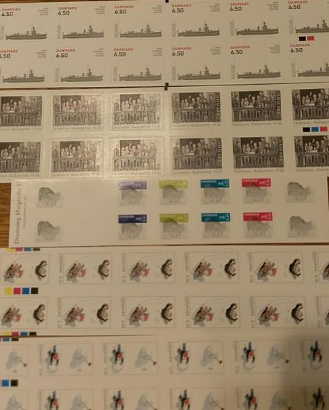 COOK ISLAND (2006) Athens Olmpics Gold Overprint Sheet Set
