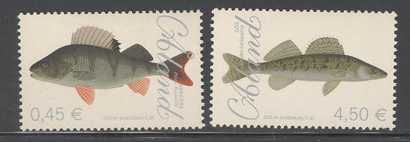 ALAND (2008) - Fish Definitives (2)