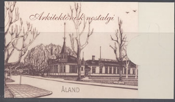 ALAND: Architecture 2012 Booklet