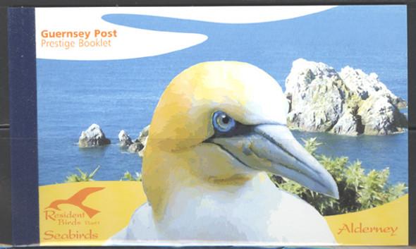 ALDERNEY (2006) Sea Birds- Prestige Booklet