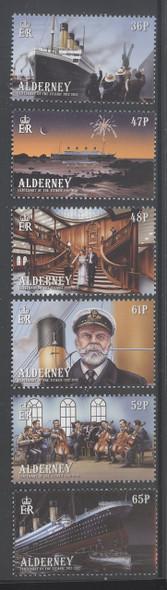 ALDERNEY- Titanic Centenary (6)