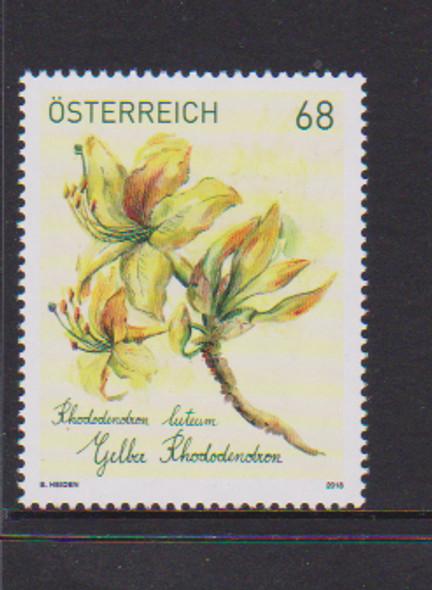 AUSTRIA (2018) Flora, Rhododenren (1v)