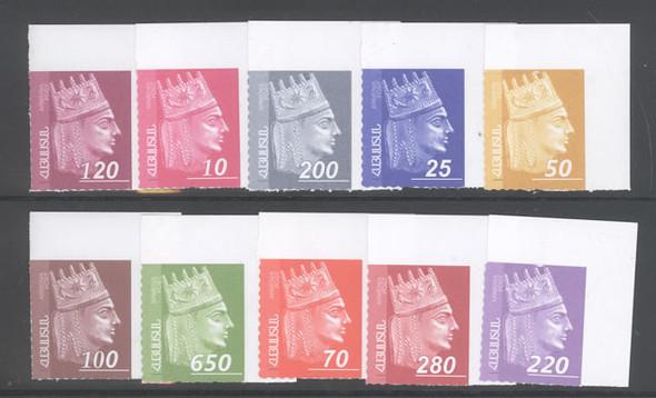 ARMENIA- King Tigran Defs- 10-35-50-70-120-160-220-280-350-1100v (10)