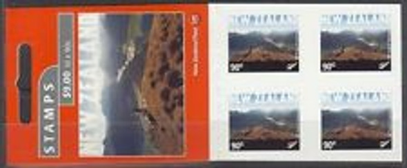 NEW ZEALAND (2001) Tourism Booklet Set Of 3