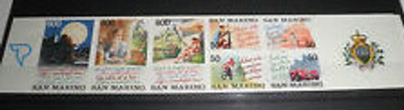 SAN MARINO (1991) Tourism Booklet