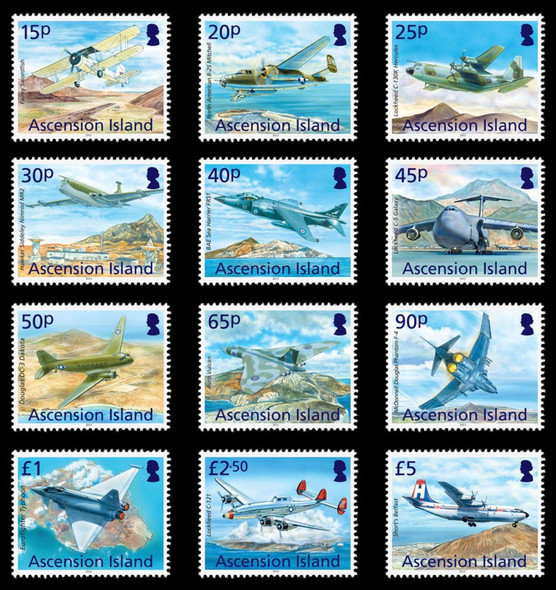 ASCENSION (2013) - Aircraft Definitives (12)