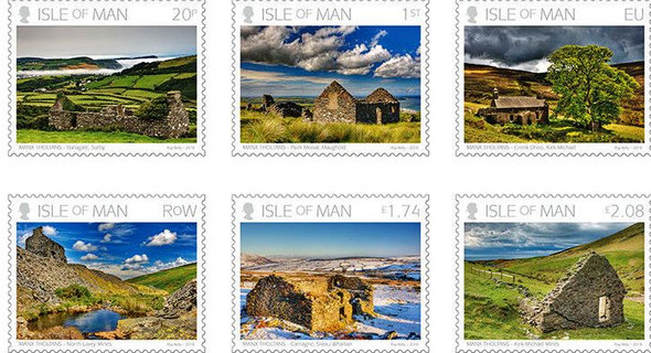 ISLE OF  MAN (2018)- THOLTANS RUINS PHOTOGRAPHS BY  RAY KELLY
