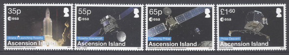 ASCENSION: Rosetta Comet Mission 2014 (4)