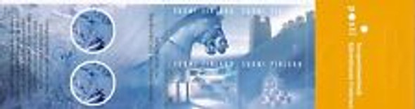 FINLAND (2006) Ice Sculpture  Booklet LAST ONE
